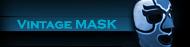 ヴィンテージマスク